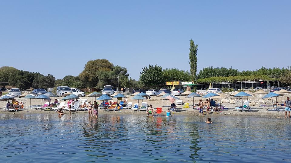 İzmir Cikisli Sıgacık Beach Turu