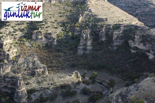 İzmir Cikisli Usak Kanyon Cam Teras Jeopar Turu