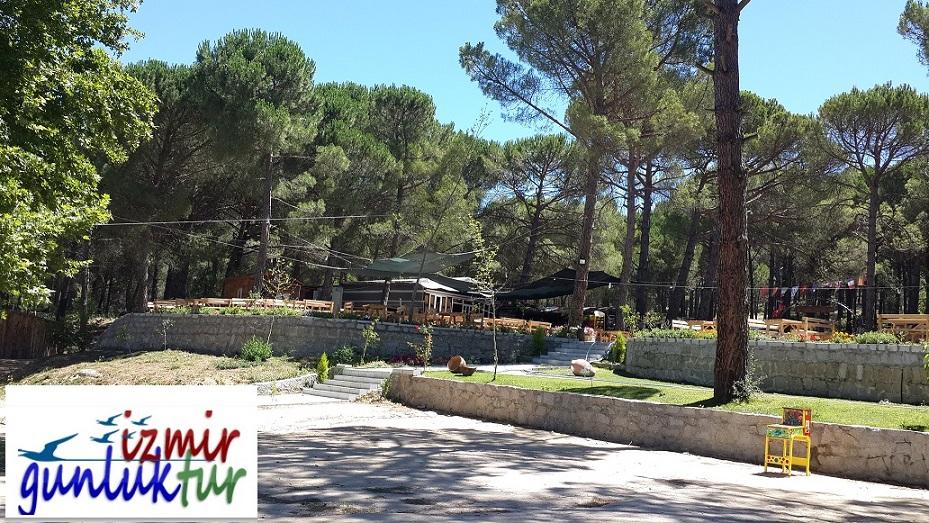 İzmir Cikisli Kozak Yaylası Bergama Darkale