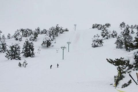 İzmir Cikisli Salda Kayak Merkezi Salda Gölü Turu