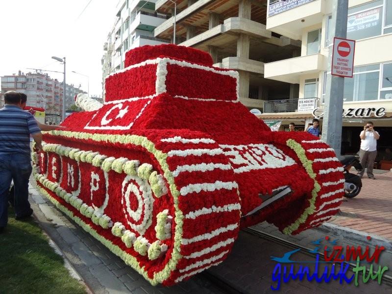 İzmir Cikisli Bayındır Çiçek Festivalı Turu