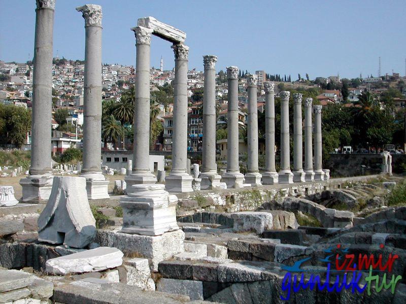 İzmir Cikisli İzmir Şehir Turu