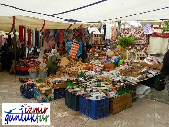 İzmir Cikisli Tire Salı Pazarı Turu