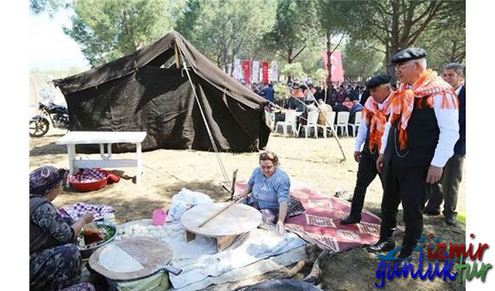 İzmir Cikisli Torbalı Yörük Festivali Turu
