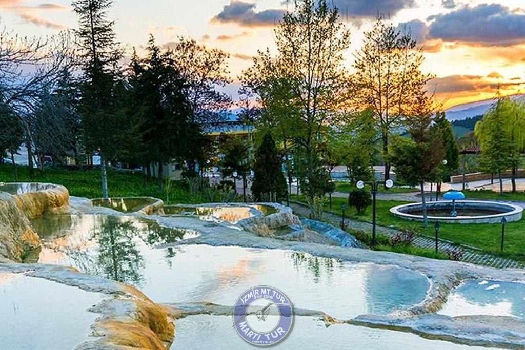 İzmir Cikisli Pamukkale Turu (günlük)