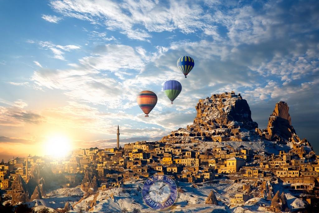 İzmir Cikisli Kapadokya Turu