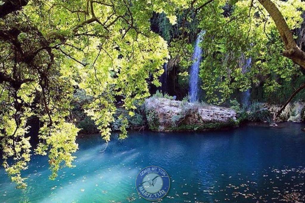 İzmir Cikisli Kaz dağları Turu